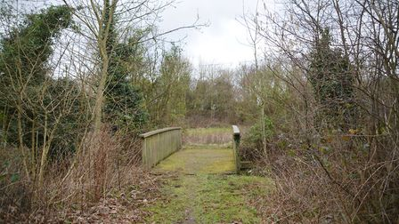 Colney Heath isn't short on green space. Picture: Kevin Lines