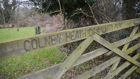 Colney Heath Community Park. Picture: Kevin Lines