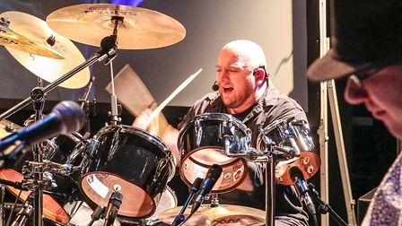 Genesis Connected at the Burgess Hall on May 31