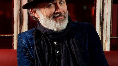 Comedian Tommy Tiernan returns to St Albans with new show Paddy Crazy Horse at The Alban Arena. Pict