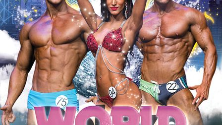 The Miami Pro World Championship can be seen at The Alban Arena in St Albans. Picture: supplied by T