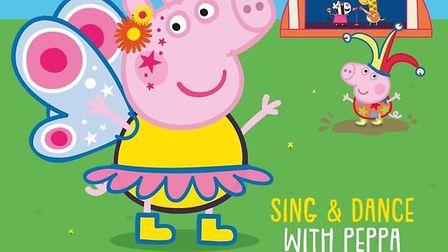 Peppa Pig's Festival of Fun is out in cinemas on April 5
