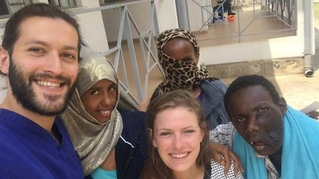 Emily Eldred is running the Virgin Money London Marathon for Project Harar. Emily travelled to Ethio