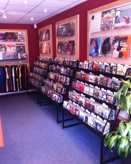 Empire Records: the store sold 200 different special edition items on its first Record Store Day