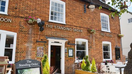 Living near The Standing Order in Stevenage's Old Town means paying a premium. Picture: Kevin Lines