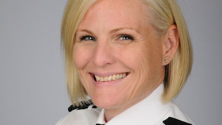 Chief Inspector Lynda Coates has announced a crackdown on recreational drug use in St Albans. Pictu