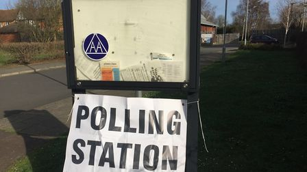 Polling has begun in the Eaton Ford By-election for a seat on St Neots Town Council