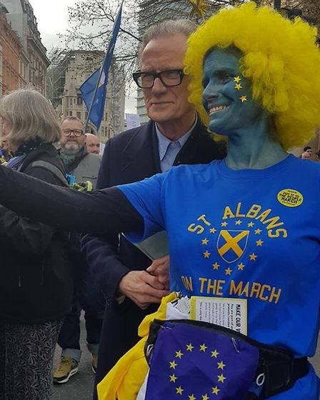 Picture: St Albans for Europe/Harpenden for Europe