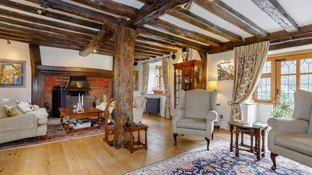 The property is packed with character features. Picture: Strutt & Parker