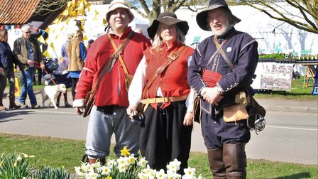 The 51st Thriplow Daffodil and Country Fair. Picture: Clive Porter