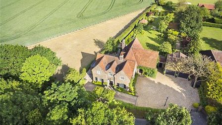 Ayot St Lawrence is surrounded by countryside. Picture: Archant