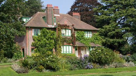 George Bernard Shaw's house, Ayot St Lawrence. Picture: Archant