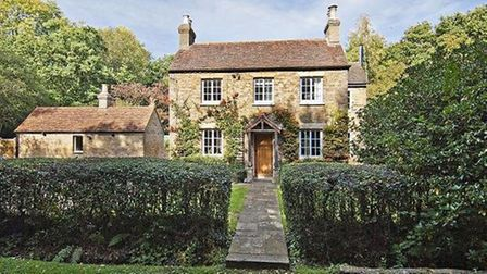One of Bricket Wood's historic homes. Picture: Archant