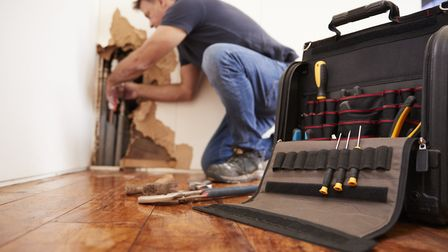 DIY skills go a long way when you're a landlord. Picture: Getty
