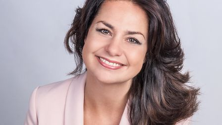 South Cambs MP Heidi Allen has been named interim leader of The Independent Group. Picture: Archant