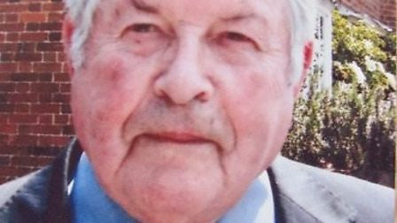 Former St Albans Mayor Ian Fulton, from Harpenden, has died at the age of 84. Picture: Alan Bunting
