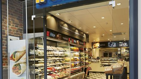 A new branch of Greggs has opened in Huntingdon. Picture: CONTRIBUTED