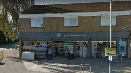 The Co-op store in Brampton High Street. Picture: GOOGLE