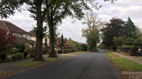 Marshals Drive is one of St Albans' most exclusive addresses. Picture: Archant