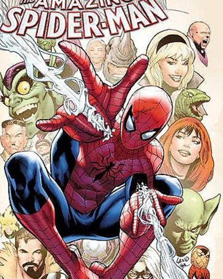 Amazing Spider-Man: Friends and Foes