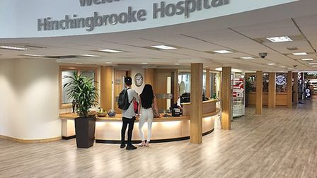 The trust that runs Hinchingbrooke Hospital says it has 'robust plans' in place to cope with winter