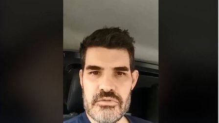 Richard Argyle posted the video on Facebook