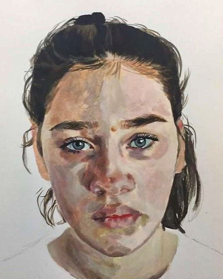 Romy Kelleher appeared on SkyArts Portrait Artist of the Year and has an upcoming exhibition in St A