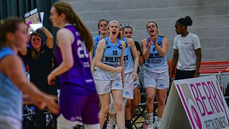 Oaklands Wolves strengthened their play-off hopes with victory over Caledonia Pride. Picture: LELLO