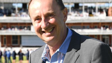 An Evening with Aggers will hit cricket fans for six at The Alban Arena in St Albans. Picture: Garet
