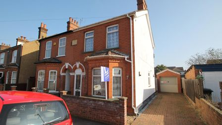 The three-bed property on Royston Road, St Albans has an unusually low asking price. Picture: Leader