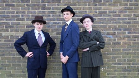 St Albans Youth Music Theatre's production of Bugsy Malone will be showing on the Company of Ten's m