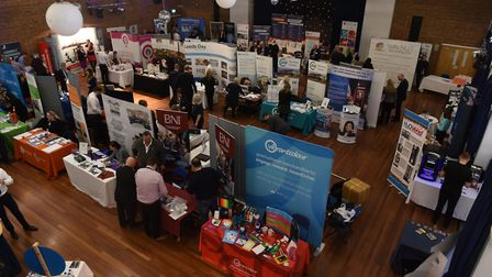The Hunts Post Business Awards launch and Huntingdonshire Business Fair. Pictures: ROB MORRIS