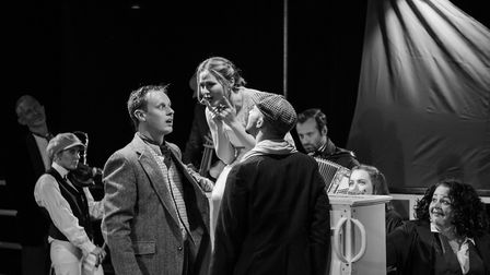 OVO's production of Shakespeare's Twelfth Night. Picture: Lou Morris