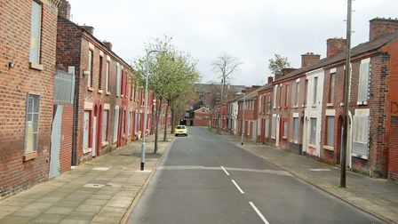 How many homes are sitting vacant in St Albans alone?
