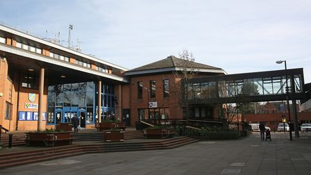 St Albans City and District Council offices. Picture: Danny Loo