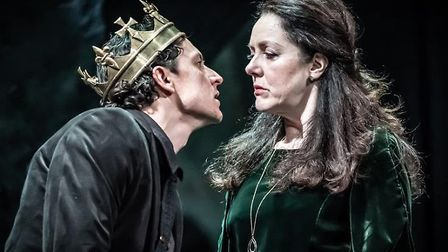 Richard III at the Cambridge Junction opens on April 24.