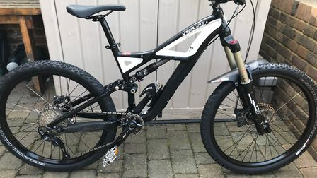 This bike was stolen from a 12-year-old boy in Harpenden. Picture: Herts Police