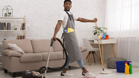 Consider asking potential cleaners for references before letting them loose in your home. Picture: i