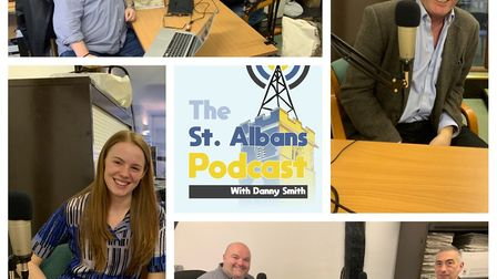 The St Albans Podcast is a regular feature with Danny Smith. Picture: Submitted by Danny Smith