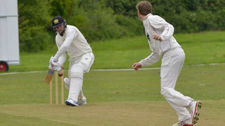Eaton Socon skipper Jonny Carpenter is hopeful of another strong season in the Cambs & Hunts Premier
