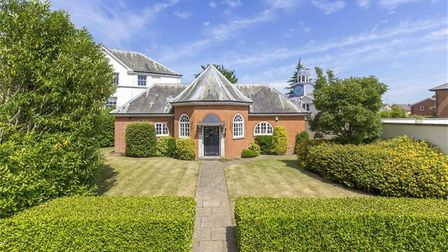 One of Shenley's historic buildings. Picture: Archant
