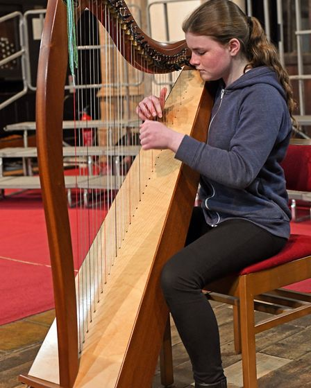 The Sing for Spring event at St Mary Magdalene Church, in Brampton. Picture: ARCHANT