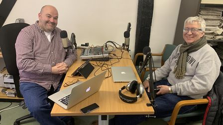 Danny Smith and Simon Carver are on The St Albans Podcast.