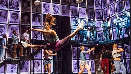 Fame the Musical is at Cambridge Arts Theatre