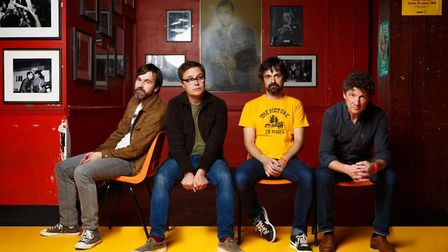 The Bluetones will play the Saturday at Cool Britannia Festival 2019 in Knebworth Park. If you can't