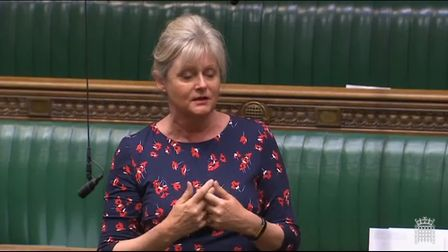 St Albans MP Anne Main led a debate in Parliament urging the government to relieve funding pressures