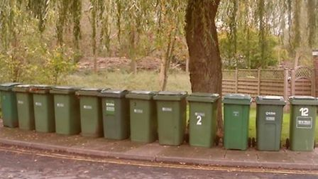 St Albans district council has exceed its recycling target. Picture: St Albans district council