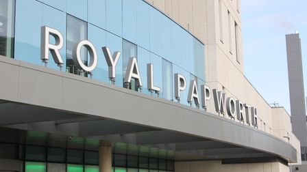 The Royal Papworth Hospital. Picture: CONTRIBUTED