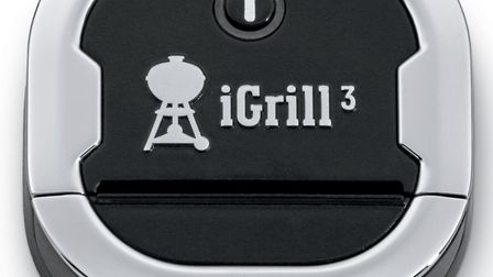 3. The Weber iGrill. Picture: Weber/PA