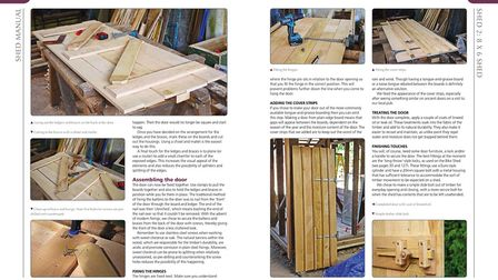 A look inside Shed Manual. Picture: Haynes